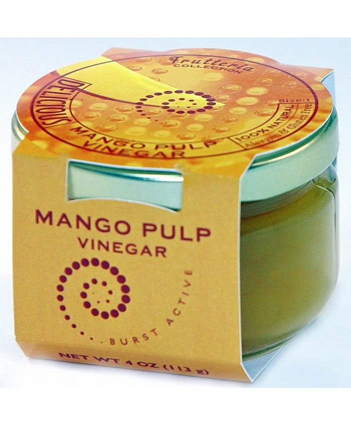 Balsamic vinegar Mango Pulp Pearls