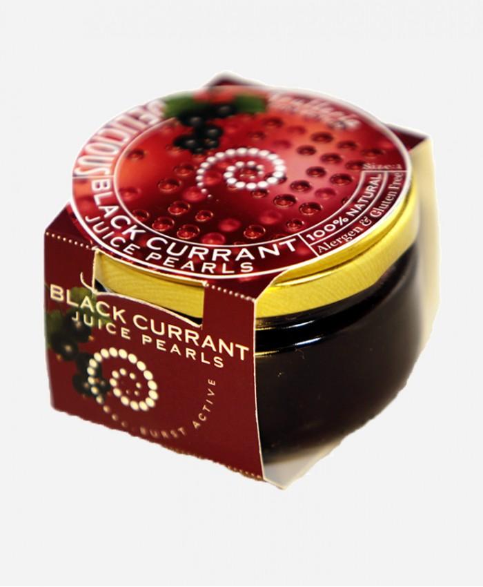 Black currant juice Pearls